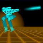 روبوتات الليزر
